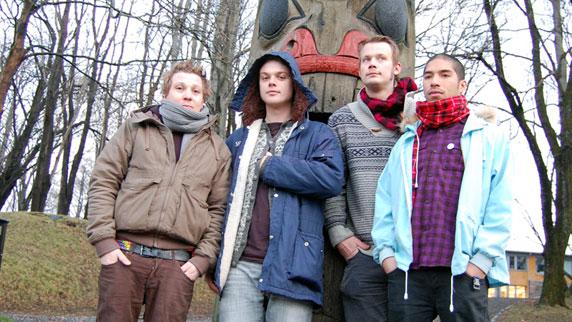 Manheads (Foto: Amund Grepperud)