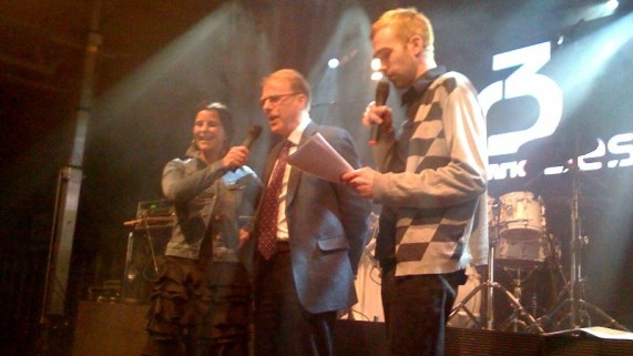 (Foto: NRK P3)
