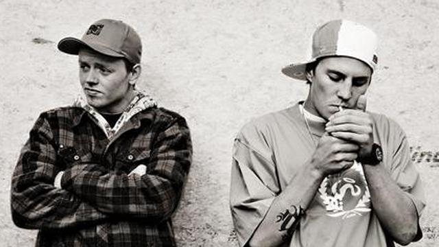 Jaa9 og OnklP. (Foto: myspace.com/onklp)
