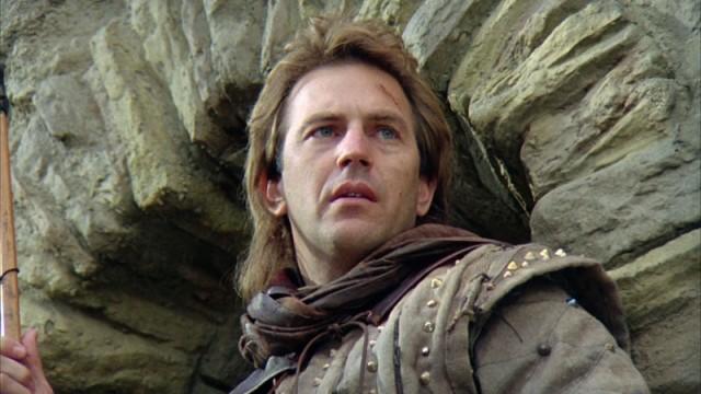 Kevin Costner i Robin Hood: Prince Of Thieves. (Foto: Warner Bros.)