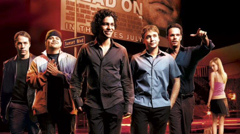 Entourage blir film