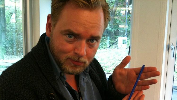 Tore Sagen. (Foto: NRK P3)