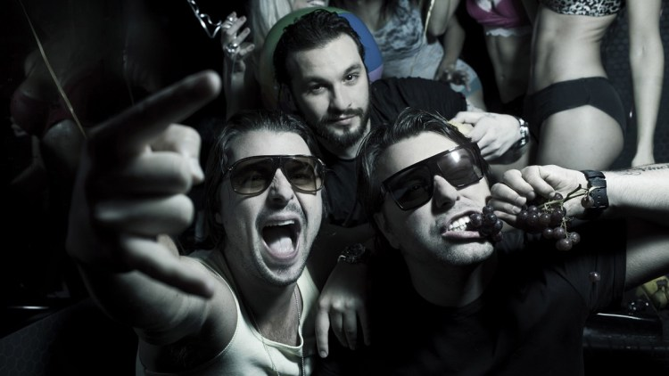 Swedish House Mafia. (Foto: Promo)
