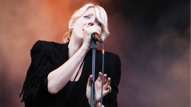 Veronica Maggio. (Foto: Kim Erlandsen, NRK P3)