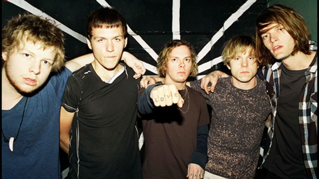 Cage The Elephant. (Foto: Promo, myspace.com/thepusherofficial)