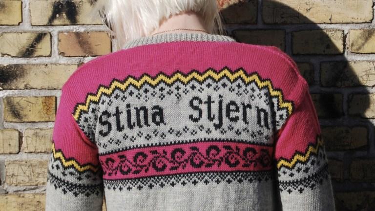Vinn Stina Stjern-genser