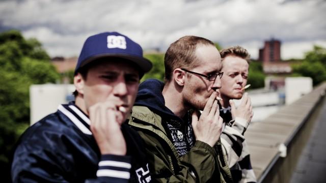 Søndag 29.mai er Røyking Drepers siste trekk. (Foto: Jonas Jeremiassen Tomter, NRK P3)