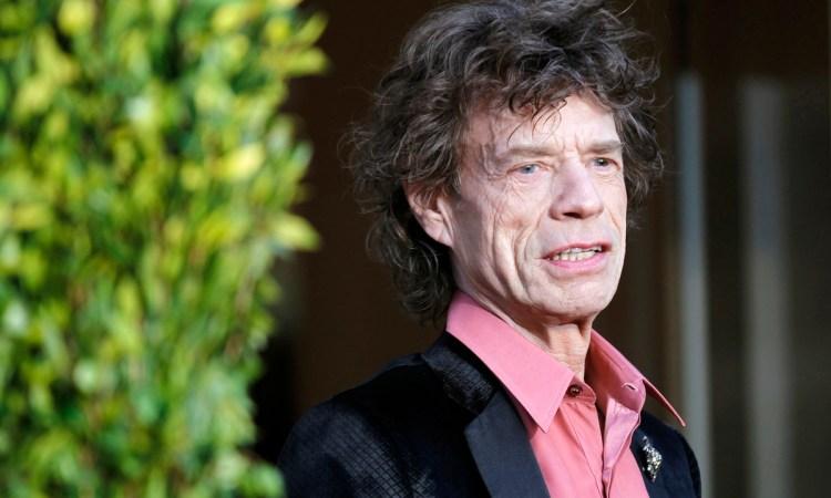 Rockehistoriker Nilsen mener Rolling Stones ikke ville overleve et vokalistmytte. (Foto: Danny Moloshok, NRK P3)