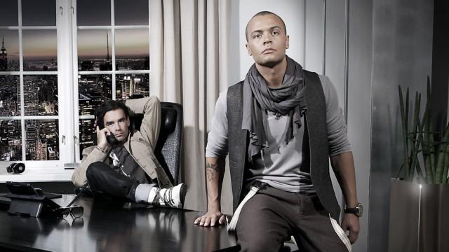 Erik og Kriss (Foto: MTG Music)
