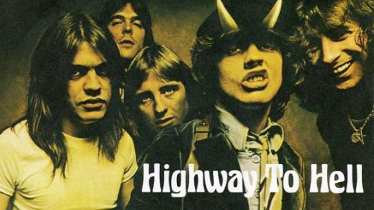 Lytt: Topp 5 låter av AC/DC