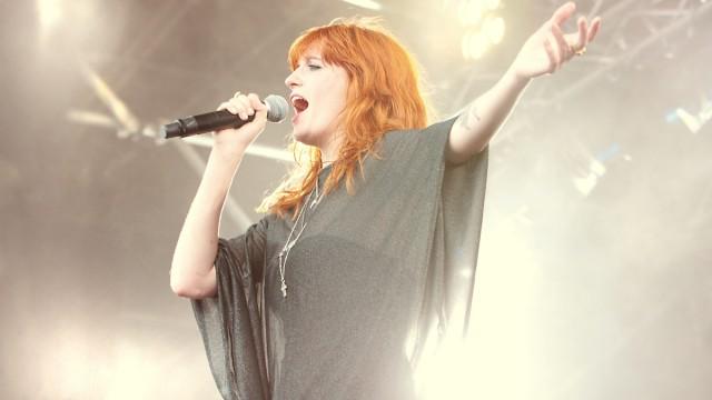 Florence + the Machine (Foto: Rashid Akrim, NRK P3)