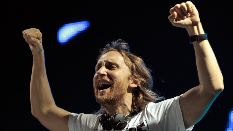 Bli mP3s Guetta-blogger!