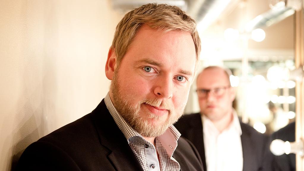 Se Tore Sagen og Bård Tufte Johansen live