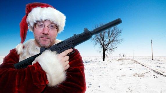 Er Birger Vestmo Bad Santa? (Foto: NRK)