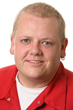 Rune Nilson gikk på lufta med med Kaliber i 1999 (Foto: NRK)