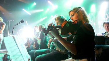 Trondheimssolistene under Urørtfinalen 2010 (Foto:NRK)