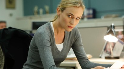 Diane Kruger i The Bridge. (Foto: FOX).