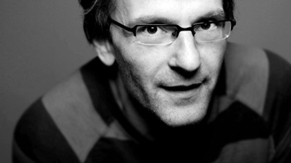 DJ Friendly aka Erik Eriksson (Foto: NRK P3)