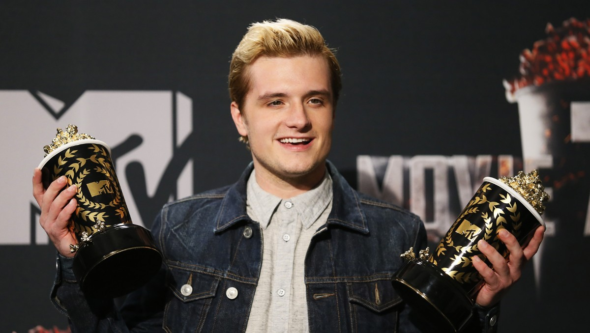 Hunger Games storvinner under MTV-awards
