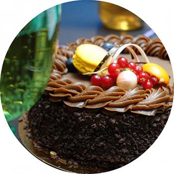 Kavehs bursdagskake