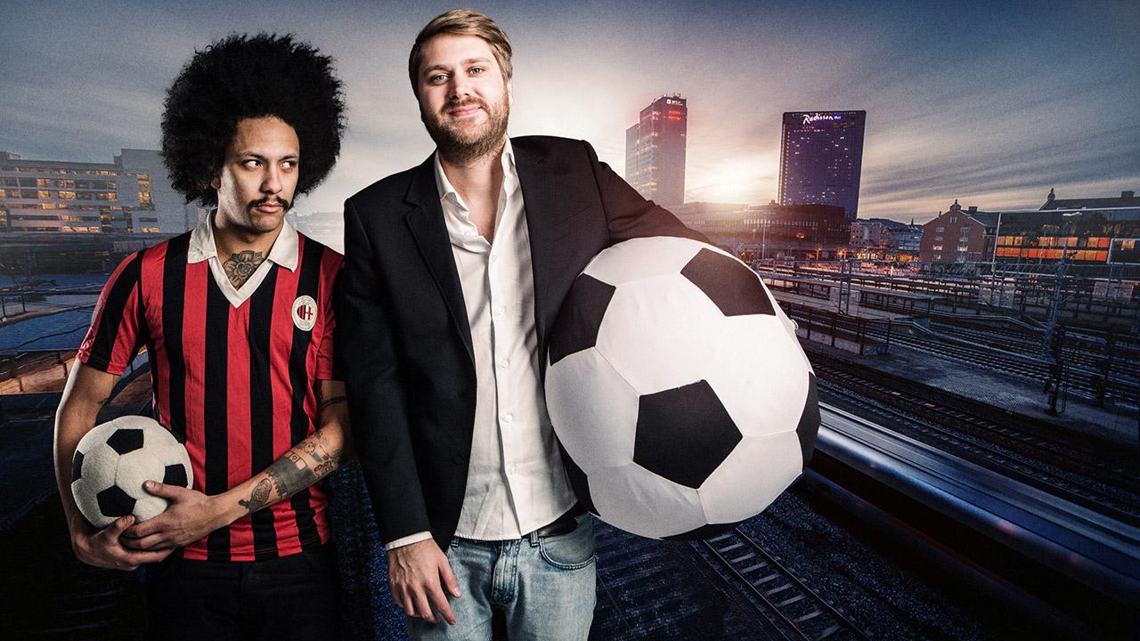 Lad opp til fotballhelgen med Heia Fotball
