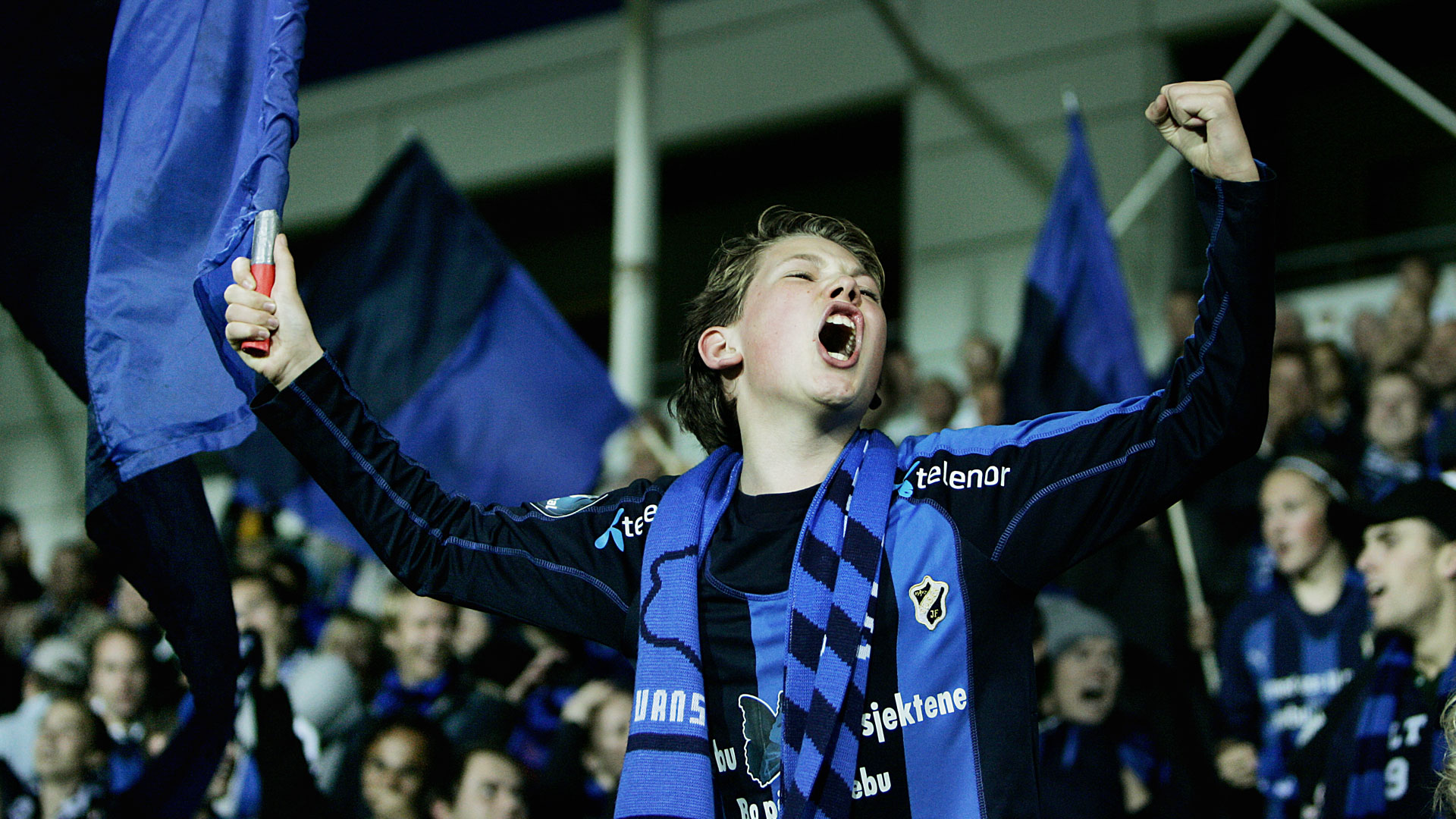 Hvilke supportere er Norges mest gavmilde?