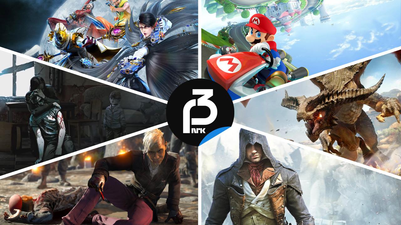 Årets beste spill 2014