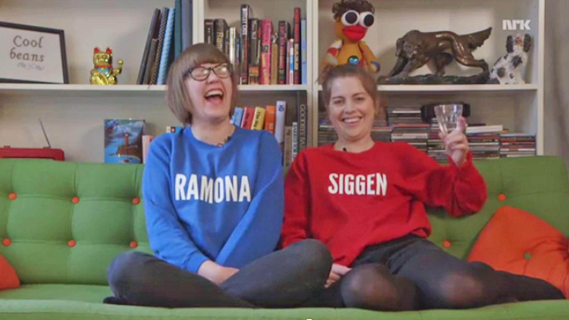 Ramona og Siggen online: Episode 2