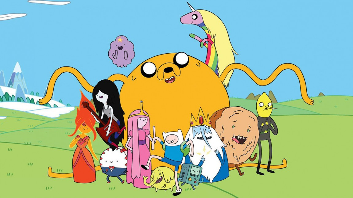 «Adventure Time» tar sine psykedeliske eventyr til kinolerretet