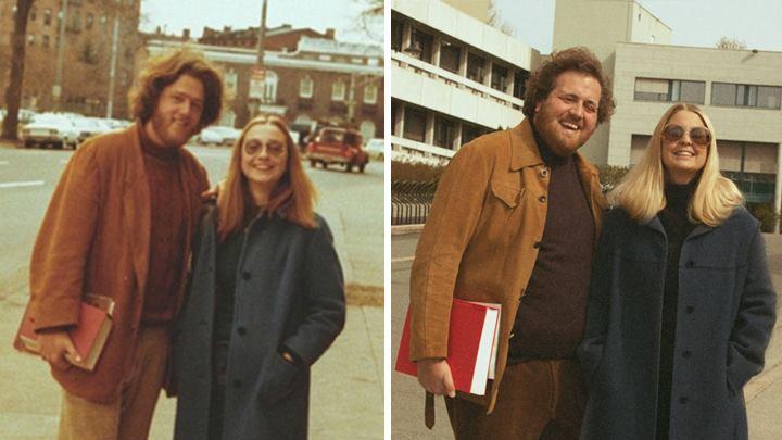 Er Ronny og Silje Norges egen Bill og Hillary?