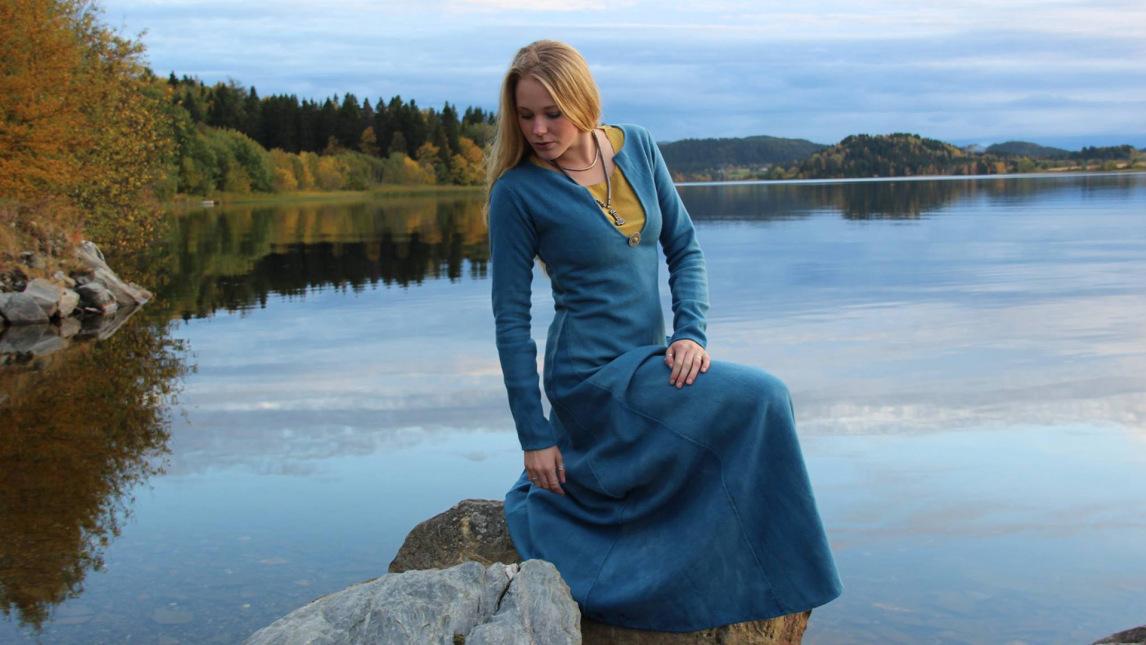 – Når jeg lever som viking føler jeg meg hjemme