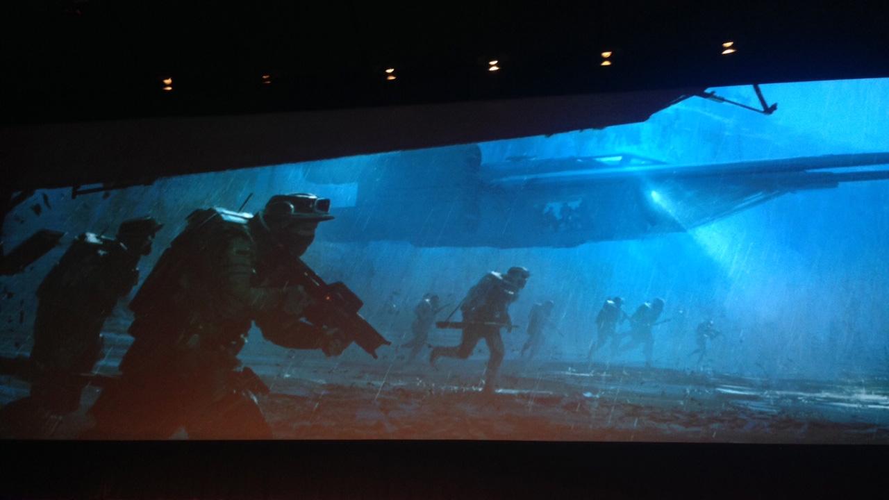 Gareth Edwards' «Star Wars»-film er en forløper til den originale trilogien