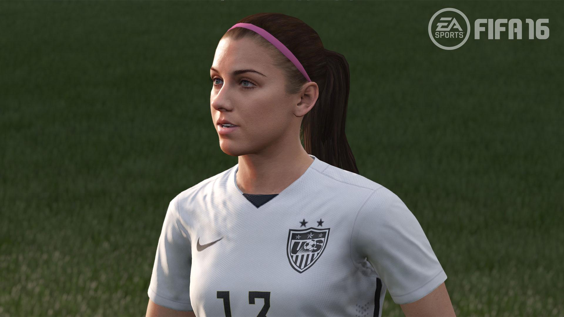 Spillere i harnisk over kvinner i «FIFA 16»