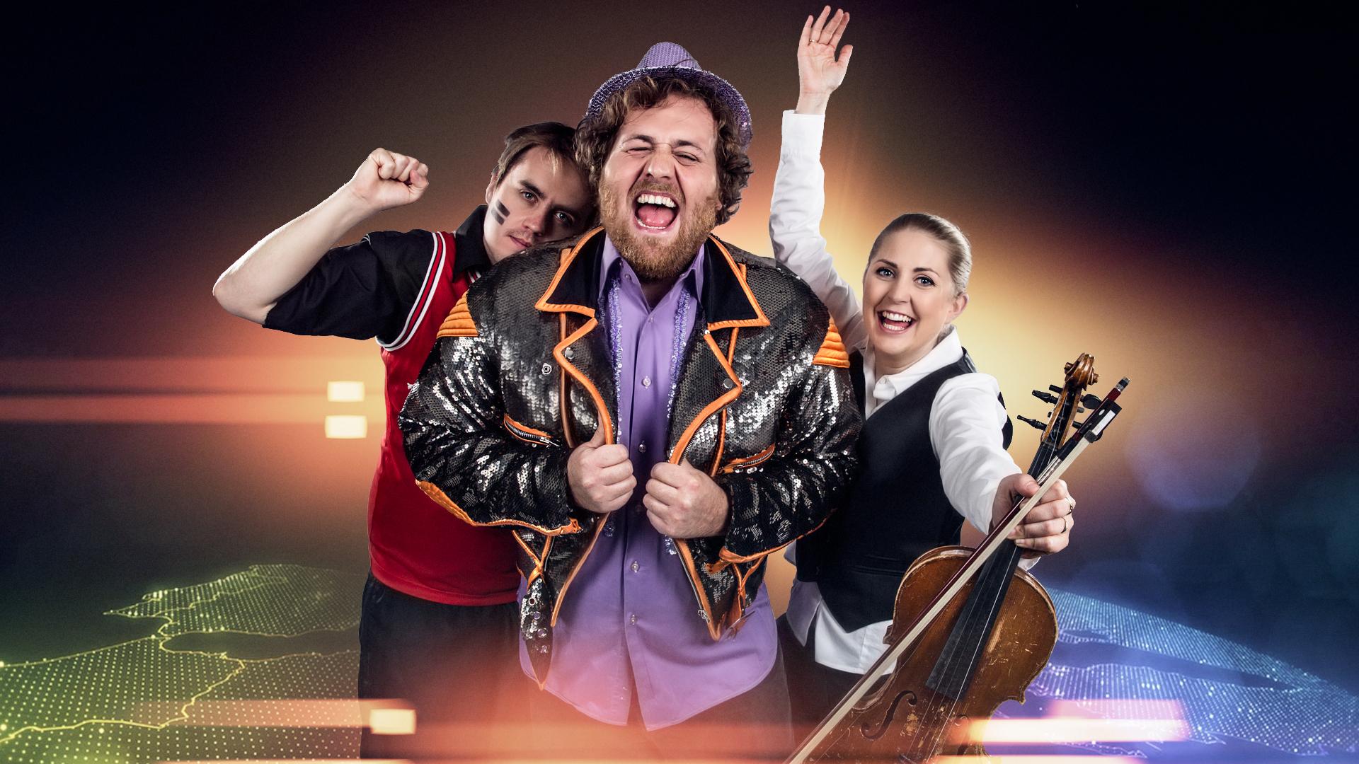 P3morgens store Eurovision-fest 2015