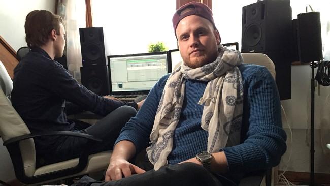 Freddy Kalas. Foto: Christian Engebrethsen, NRK