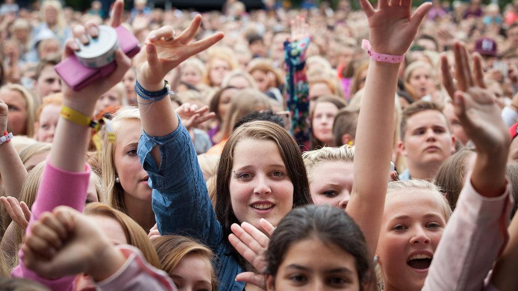 Bergen, her kommer VG-lista-showet!