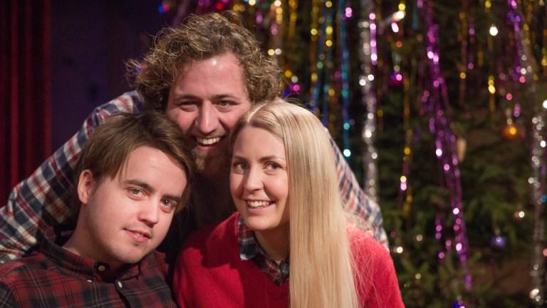 Vil du være med på P3morgens julefrokost?
