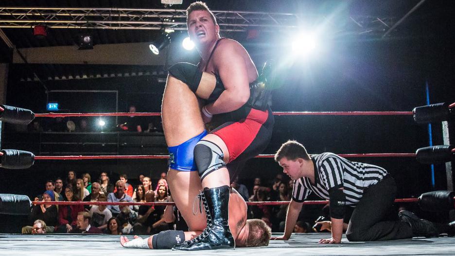 Hva er egentlig wrestling?