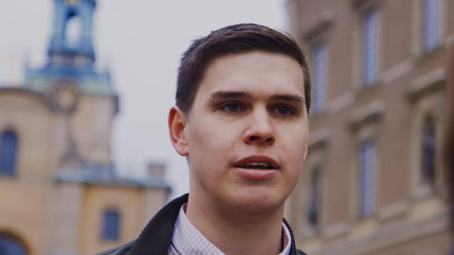− Jeg vil stenge Skandinavias grenser