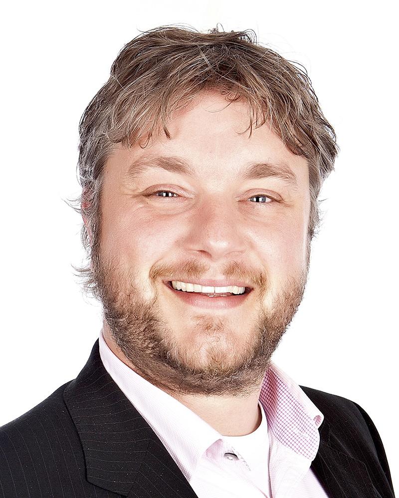 Anders Kofod-Petersen. Foto: Privat / Pressefoto
