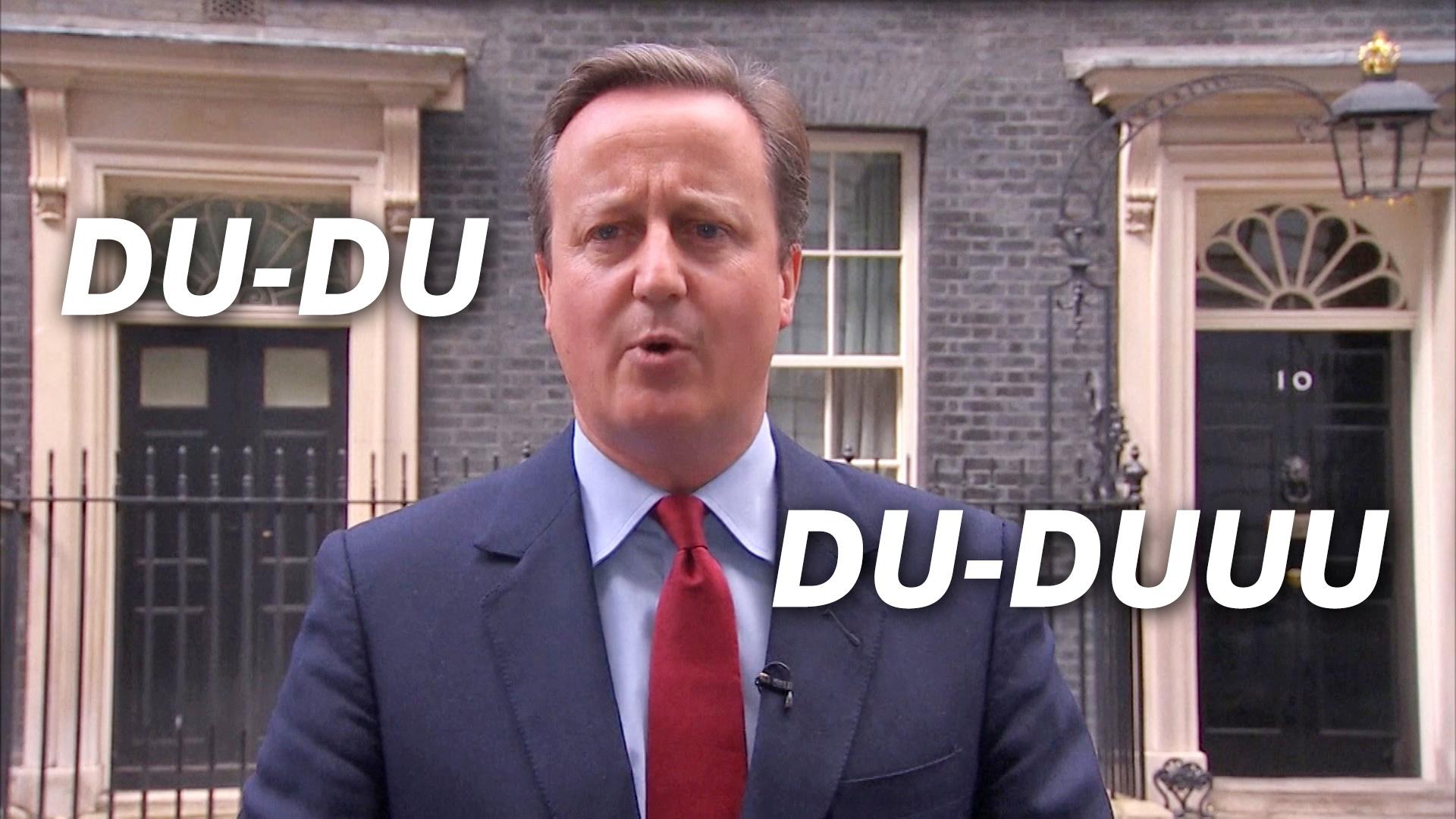 Cameron nynna for seg sjølv