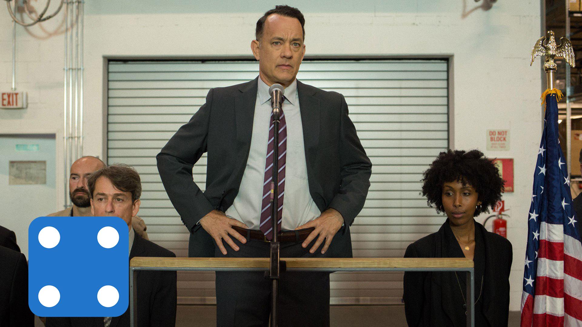 Hanks kanaliserer sin indre Bill Murray