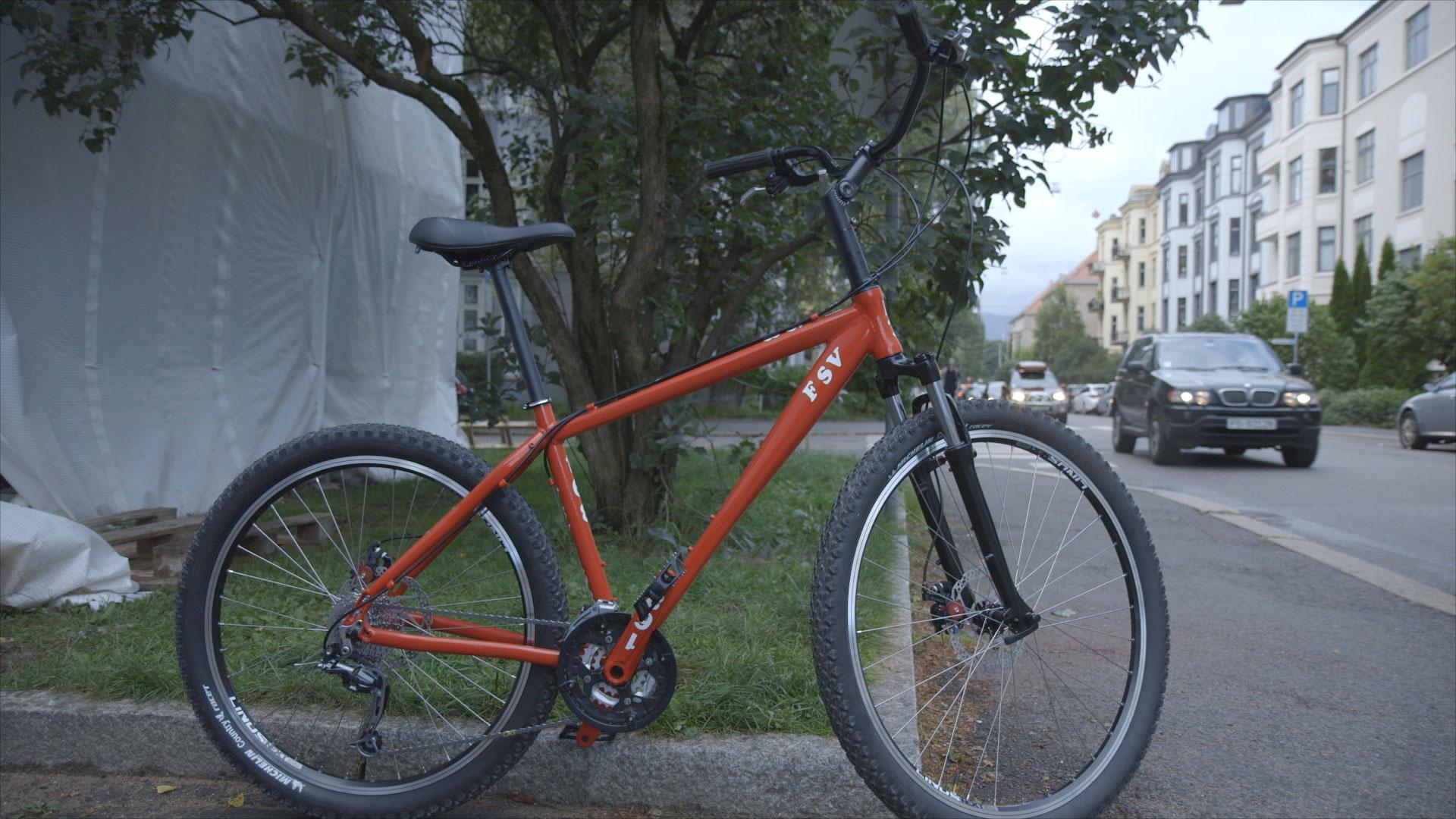 Vinn eksklusiv P3-sykkel!