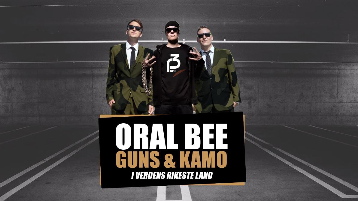 Oral Bee rapper om Kristian Valen