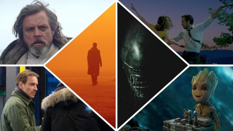 Filmene vi gleder oss til i 2017