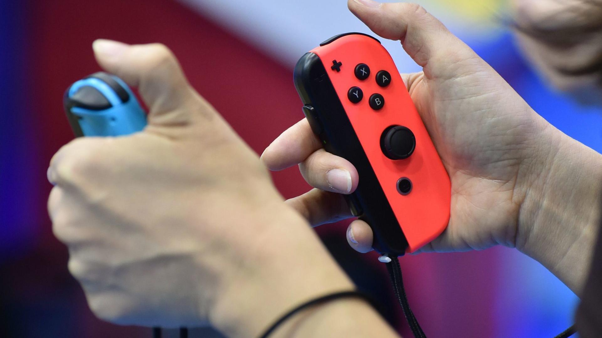 Sniktitt på Nintendo Switch
