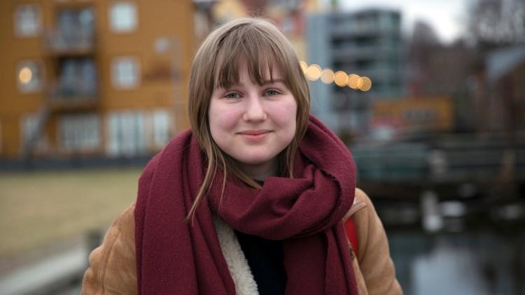 Ida Kamilla Ilstad elsker musikaler, men har lagt fra seg drømmen om å bli musikalstjerne. Foto: Kjersti Havdal