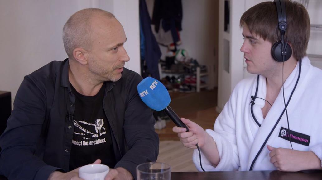 Markus møter Åsleik