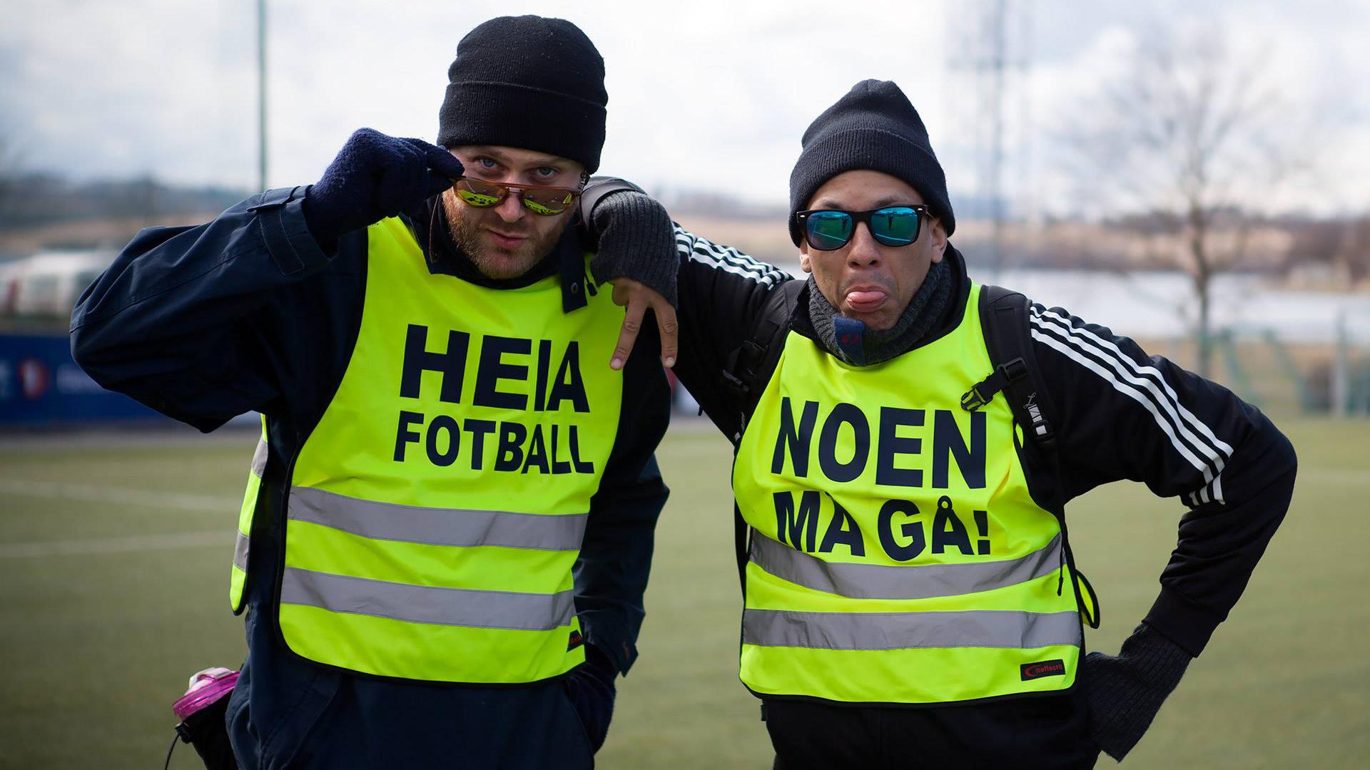 Heia Fotball gjør det igjen