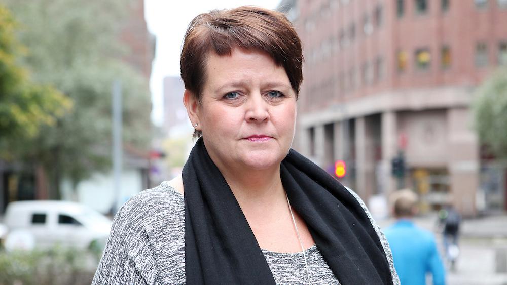 Anne Farseth i Helsedirektoratet. Foto: Rebecca Ravneberg/ Helsedirektoratet